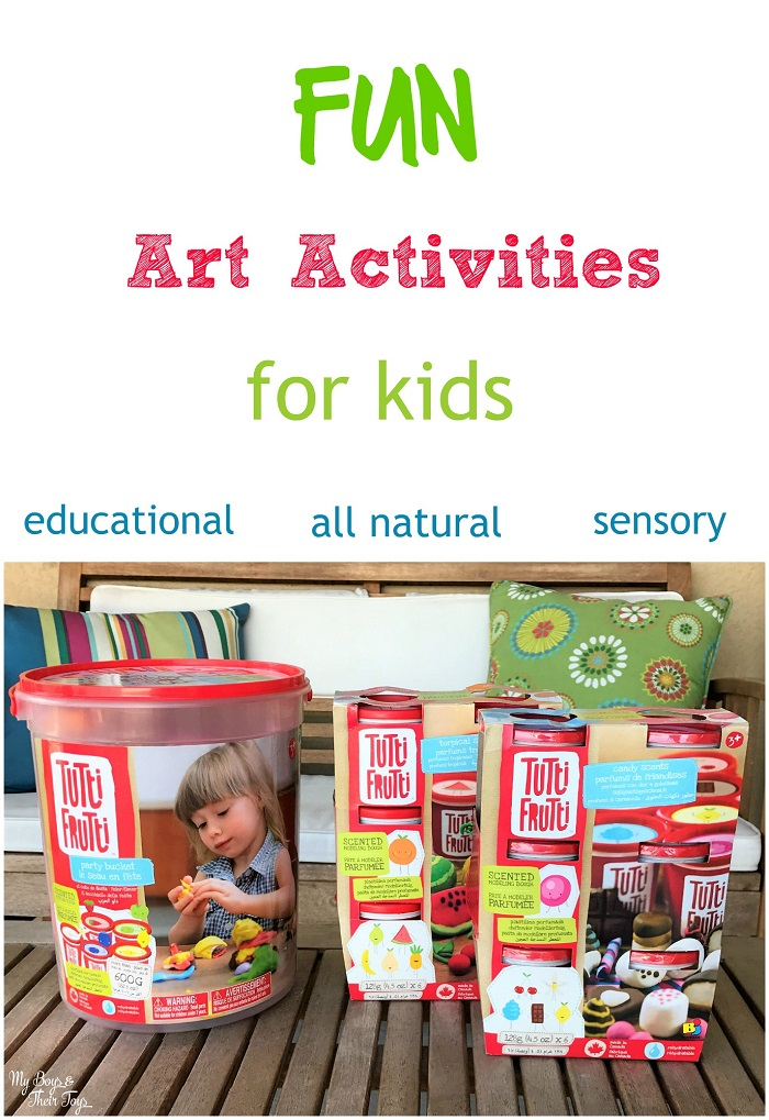 fun art activities for kids