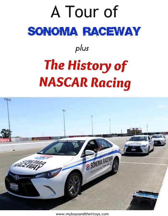 sonoma raceway tour