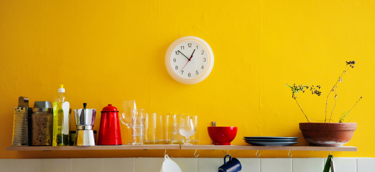 Kitchen Paint Ideas: Get the Yellow Summer into Your Homes