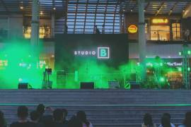The Energetic Debut of Boysen Beats in Ayala Cebu