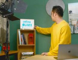 Online Oliver, Episode 7: Studio Revamp to Celebrate 10,000 Subscribers