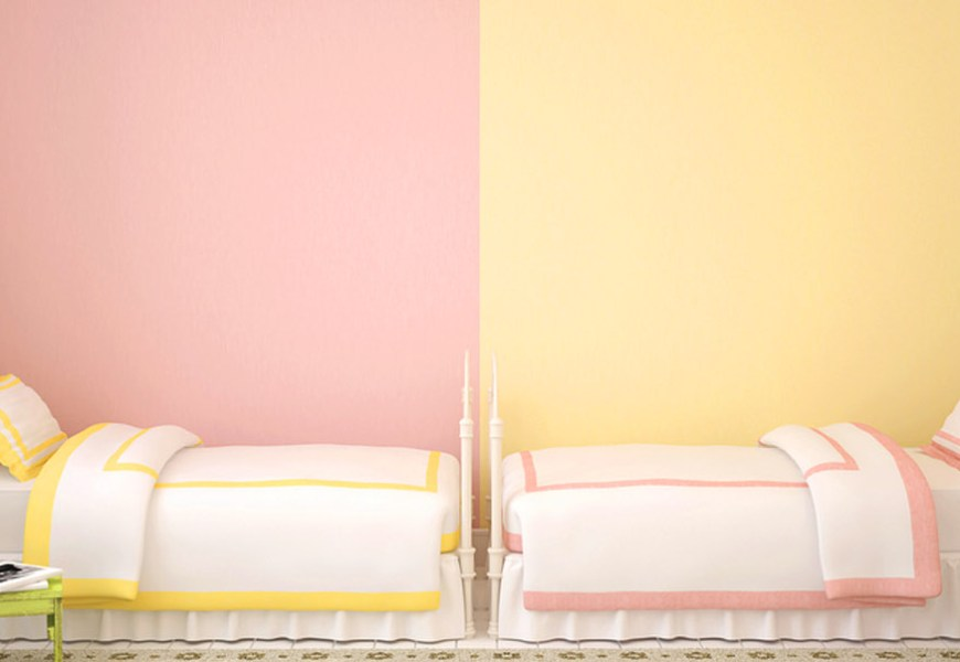 Bedroom Color Ideas for the Inner Child in You