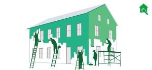 Boysen Renovation Series: Exterior Walls