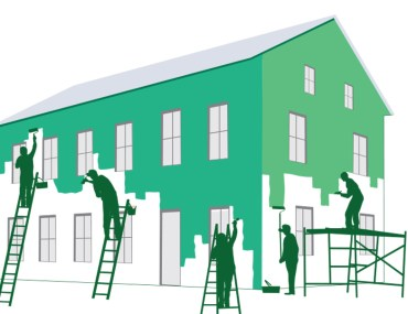 Boysen Painting Ideas for Exterior Walls