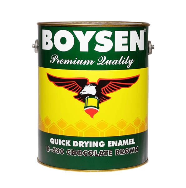 Boysen Quick Drying Enamel Can