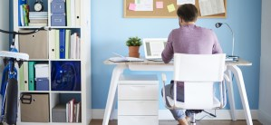 Home Office Paint Colors You Need to Increase Productivity