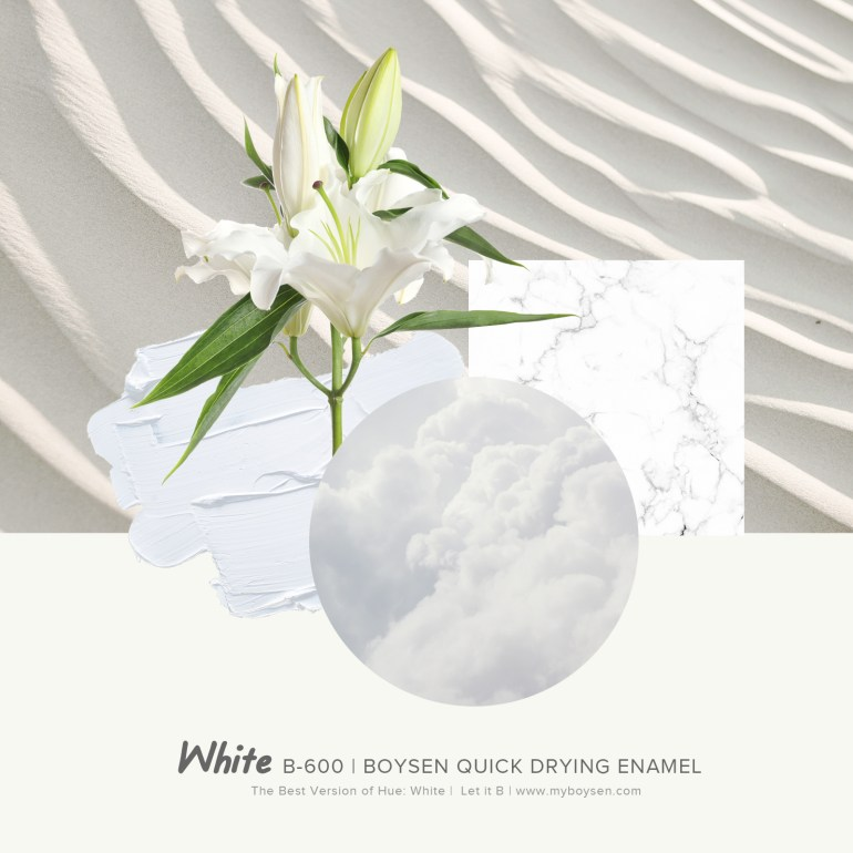 The Best Version of Hue: White