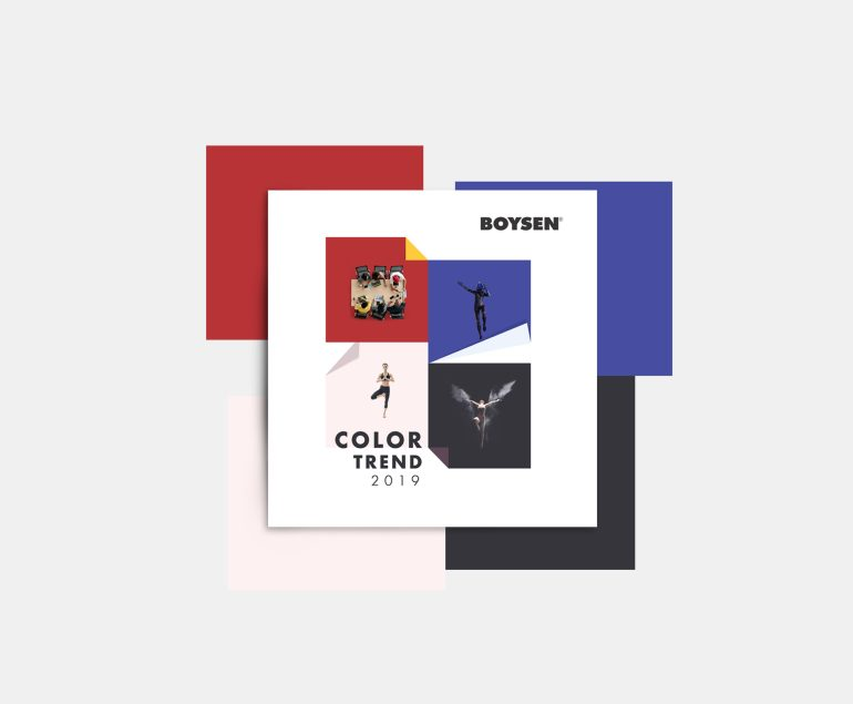 Boysen Color Trends Brochures