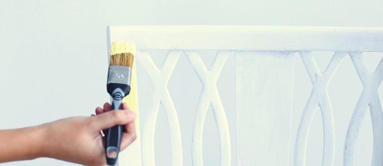 Boysen Tutorials: Painting Your Furniture