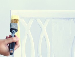 Boysen Tutorials: Painting Your Furniture