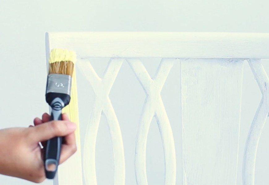 Boysen Tutorials: Painting Your Wooden Furniture