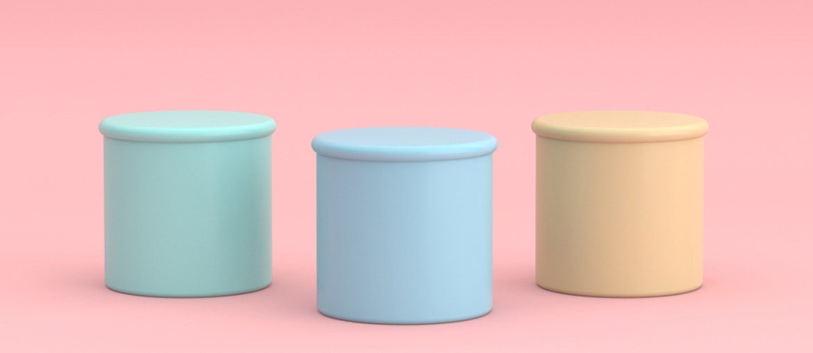 The Bubble Gum Jelly Bean Pastel Colors | MyBoysen