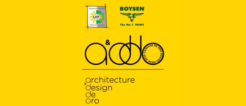Architecture & Design De Oro: Cagayan de Oro Design Week 2020 | MyBoysen