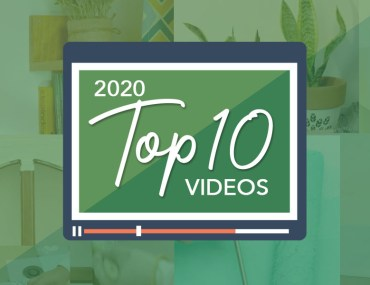 Top 10 Boysen DIY Video Tutorials of 2020