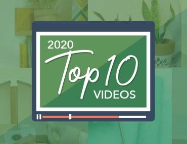 Top 10 Boysen DIY Video Tutorials of 2020