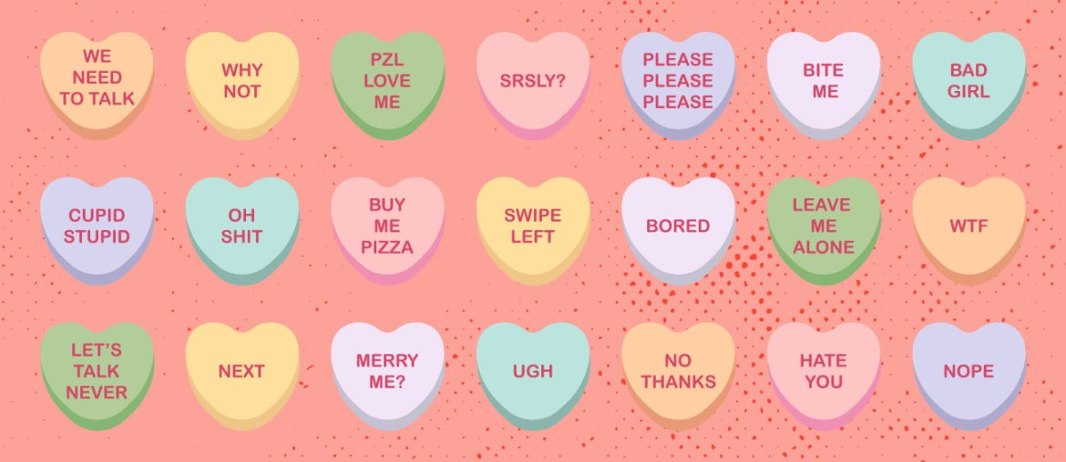Valentine's Quiz: Pick a Gift and We'll Give You an Anti-Pick Up Line | MyBoysen Valentine's Quiz: Pick a Gift and We'll Give You an Anti-Pick Up Line | MyBoysen