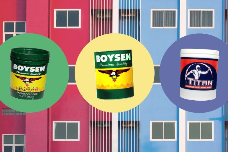 3 Top Choice Paint Products for Home Concrete Exteriors   MyBoysen