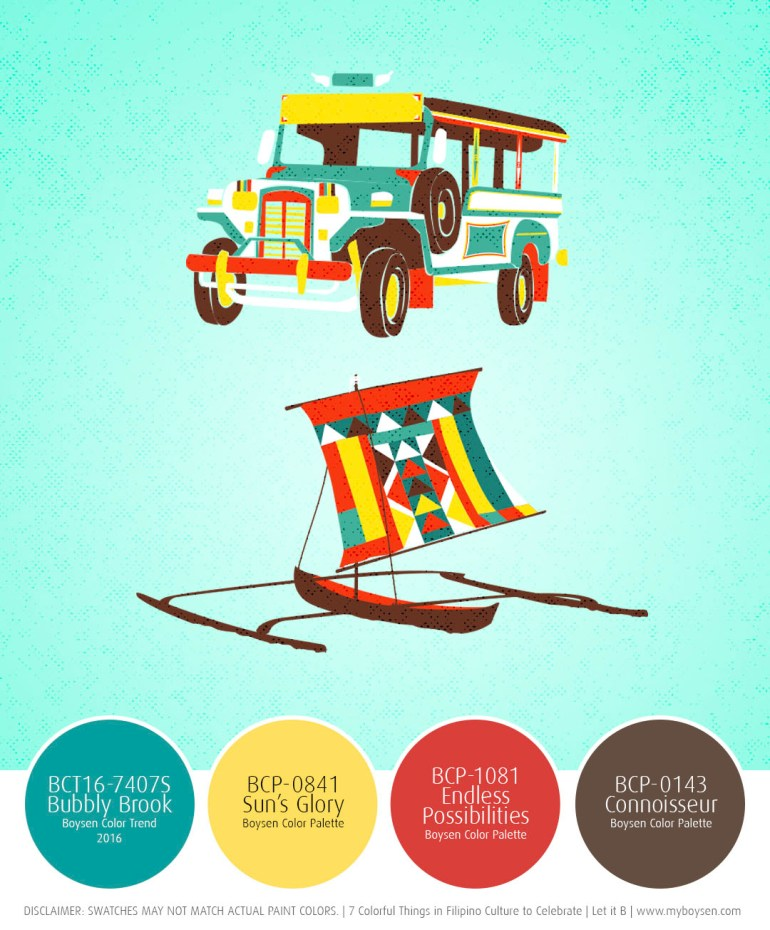 7 Colorful Things in Filipino Culture | MyBoysen