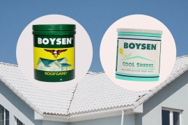 The Top Choice Paint Products for Your Roof | MyBoysen