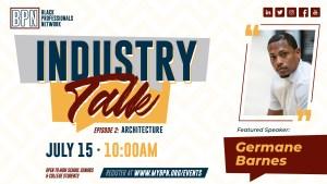 Industry Talk: Architecture