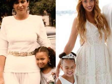 How The Stars Celebrated Mother's Day 2015