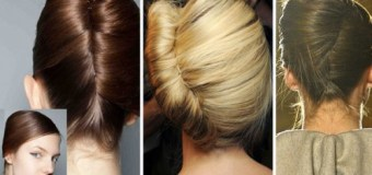 Banana Bun Hairstyle: How to make a banana bun ?