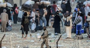 State Failure : Amnesty International called worst refugee crisis since the Second World War