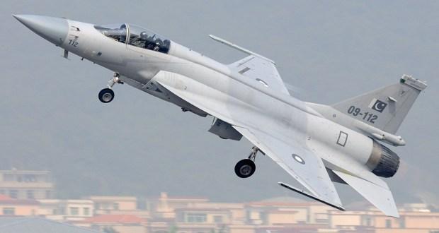 Chinese- Pakistani fighter jet JF - 17