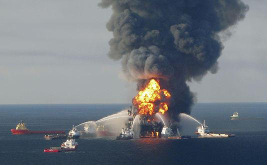 BP will pay a record compensation for the spill in 2010