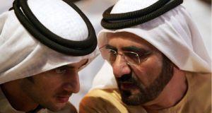 Shaikh Rashid Bin Mohammed Al Maktoum