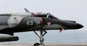 first air strike in Syria