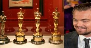 Oscar Awards 2016 - Leonardo DiCaprio