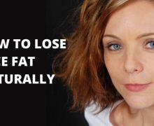 How to Lose Face Fat Naturally?