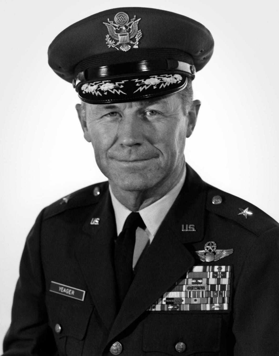 """Chuck Yeager """"width ="""" 1178 """"height ="""" 1500 """"srcset ="""" https://i1.wp.com/www.mybuckhannon.com/wp-content/uploads/2019/02/ChuckYeager.jpg?w=1170&ssl=1 1178w, https://www.mybuckhannon.com /wp-content/uploads/2019/02/ChuckYeager-236x300.jpg 236w, https://www.mybuckhannon.com/wp-content/uploads/2019/02/ChuckYeager-768x978.jpg 768w, https: // www .mybuckhannon.com / wp-content / uploads / 2019/02 / ChuckYeager-804x1024.jpg 804w, https://www.mybuckhannon.com/wp-content/uploads/2019/02/ChuckYeager-696x886.jpg 696w, https : //www.mybuckhannon.com/wp-content/uploads/2019/02/ChuckYeager-1068x1360.jpg 1068w, https://www.mybuckhannon.com/wp-content/uploads/2019/02/ChuckYeager-330x420. jpg 330w, https://www.mybuckhannon.com/wp-content/uploads/2019/02/ChuckYeager-600x764.jpg 600w """"sizes ="""" (max-width: 1178px) 100vw, 1178px"""