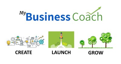 My Business Caoch - Create, Launch and Grow Your Business