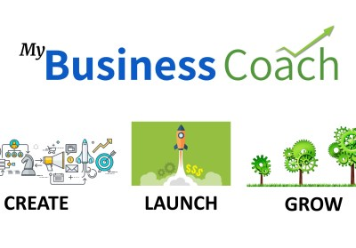 My Business Coach - Successfully Create, Launch and Grow your own business