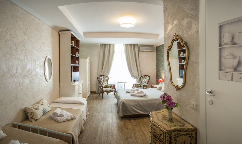 My Business Virtual Tour | B&B Teatime Vaticano 12