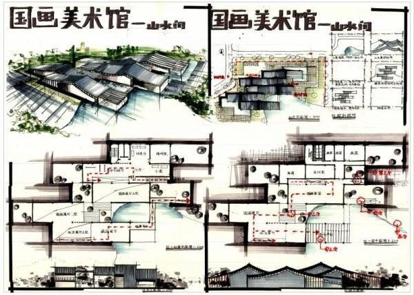 【建築快速設計-@博物館 美術館 紀念館】