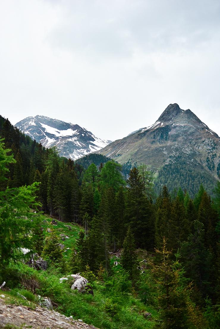 Osttirol Mountains