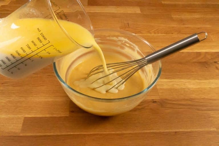 recette de pate a crepes moelleuse facile et rapide