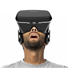 Virtual-Reality Glasses
