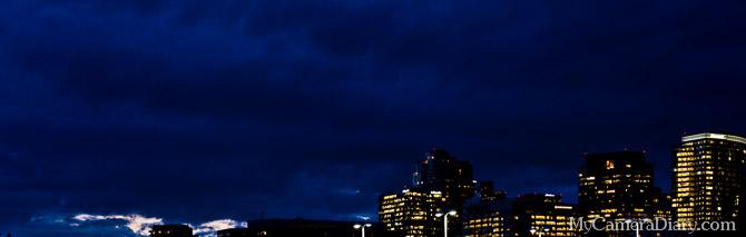 Seattle Photo | Bellevue Nightscape