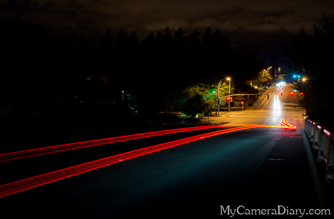 Seattle Photo | Bellevue Nightscape