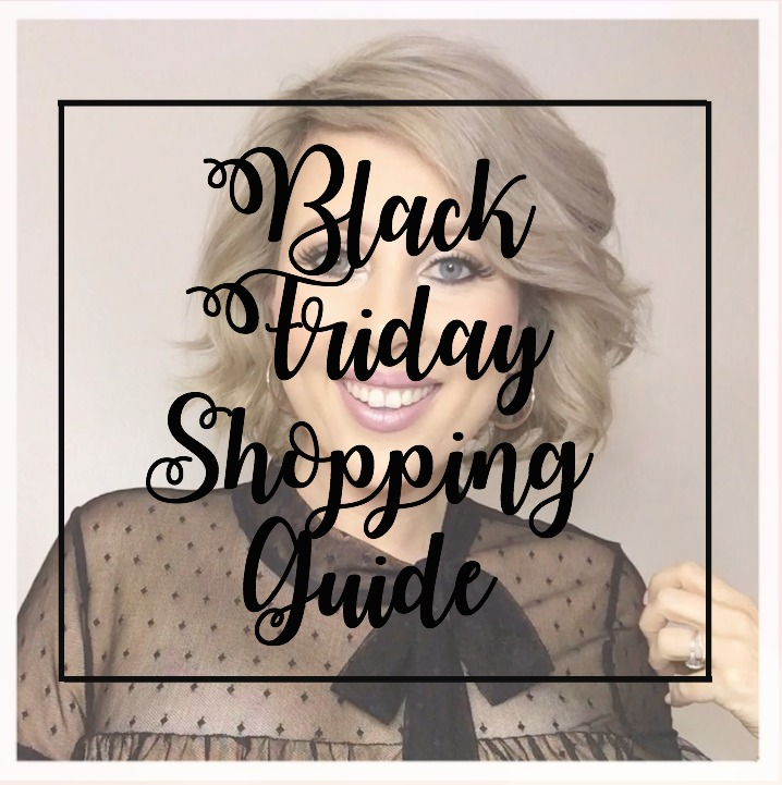 Black Friday Shopping Guide My Cancer Chic