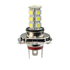 H4 12V P43t LED 18xSMD5050 4