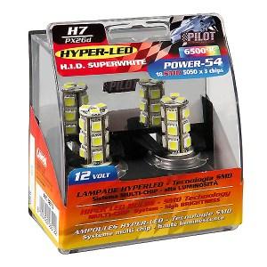 ΛΑΜΠΑ Η7 HYPER-LED 6.500K 13 SMD