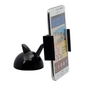 XENOMIX Βάση Στήριξης Βεντούζα για SmartPhone S4000 Μαύρη