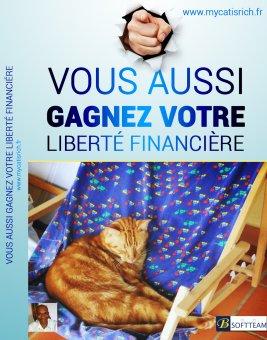 Pochette Suivez le chat et devenez indépendant financièrement