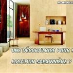 Déléguer la décoration à un décorateur d'intérieur pour aménager sa location meublée ?