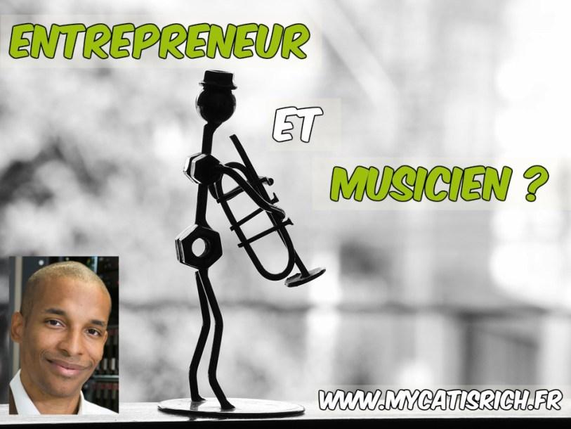 entrepreneur artiste